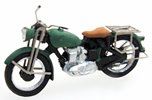 German Motorcycle Triumph Green