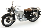 German Motorcycle Triumph Silver