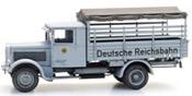 Hansa Lloyd Merkur Truck of the DRG