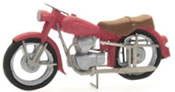 BMW Motorcycle R25 red