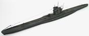 U-Boot VIICenturyU 201 at sea