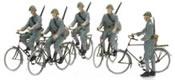 NL fietsende soldaten 1940