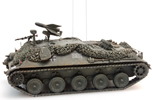 BRD Missile Tank 2 battle ready yellow-olive paint scheme  Bundeswehr