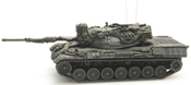 BRD Leopard 1 battle ready yellow-olive paint scheme German Army