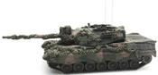BRD Leopard 1A1A2 battle ready Camouflage  Bundeswehr