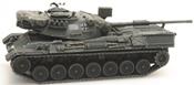BRD Leopard 1 yellow-olive paint scheme  ready for rail transport Bundeswehr