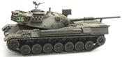 B Leopard 1 als treiDutchading Belgian Army