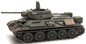 T34 - 76mm Gun Soviet Army  Green