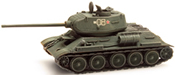 T34 - 85mm Gun Soviet Army Green