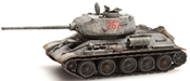 T34 - 85mm Gun Soviet Army Winter