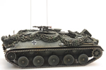 BRD Observation Tank battle ready yellow-olive paint scheme  Bundeswehr