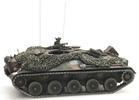 BRD Observation Tank battle ready Camouflage Bundeswehr