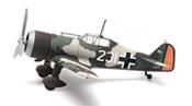 German WM Fokker DXXI 231 captured