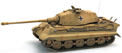 TIGER II w/ Henschel turret