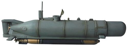 Artmaster 180028 - HECHT one-man submarine