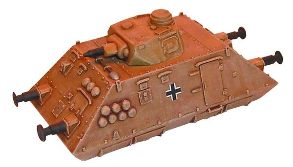 Artmaster 80018 - Armoured speeder w/ Pz IV turret