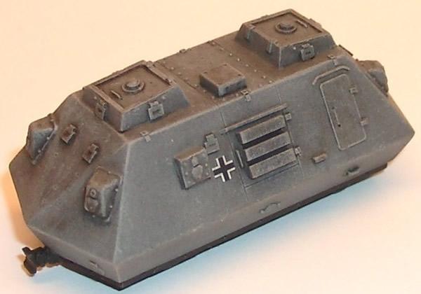 Artmaster 80020 - STEYR armoured speeder