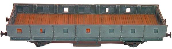 Artmaster 80023 - Infantry flatcar w/ iron armour