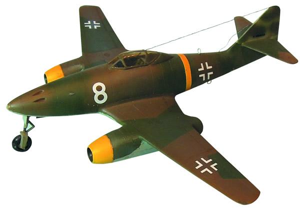 Artmaster 80140 - Messerschmidt Me 262 SCHWALBE (SWALLOW) jet fighter