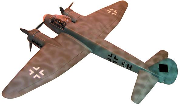 Artmaster 80146 - Junker 88 bomber