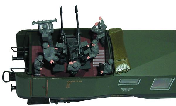Artmaster 80246 - Crew for 20mm anti-aircraft gun and anti-aircraft  vehicle