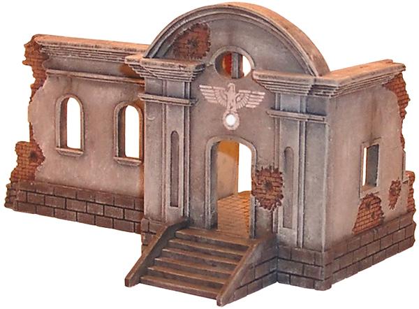 Artmaster 80268 - Ruins of a school