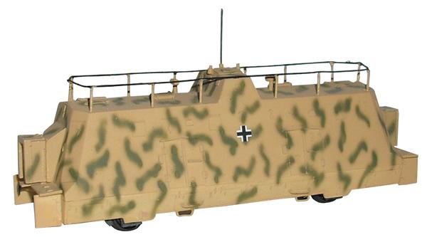 Artmaster 80345 - BP 42 Armoured Command car