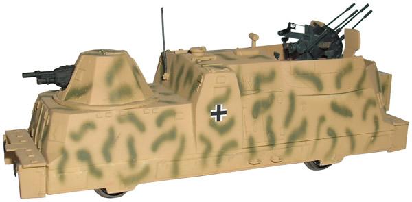 Artmaster 80346 - BP 42 Armoured anti-aircraft gun car