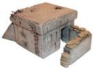 Machine-gun bunker (w/o machine gun)