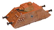 Armoured speeder w/ Pz IV turret