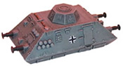 Armoured speeder for infantry