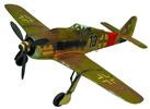 Focker-Wolff 190 A-8 jet fighter