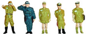 Rommel figure set (5 pieces)