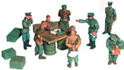 Set of figures XX, soldiers