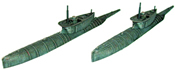 SEEHUND submarine (portion above the waterline)
