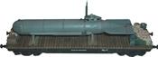 Klein U-Boot Molch Bahnverladen m.