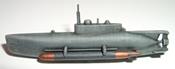 Midget submarine SEEHUND