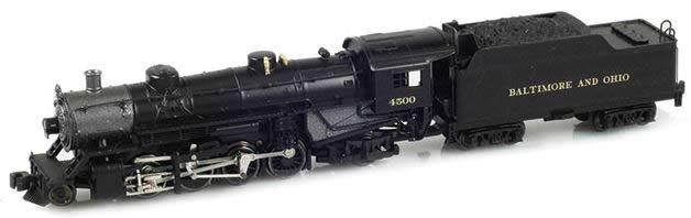 AZL 50003 - USA Steam Locomotive Light Mikados of the B&O