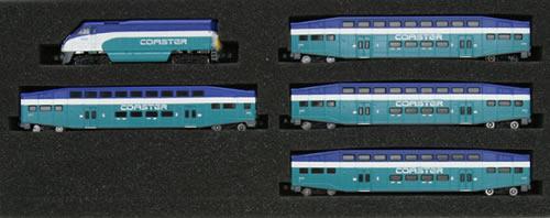 AZL 6004 - F59PHI Locomotive Coaster Only