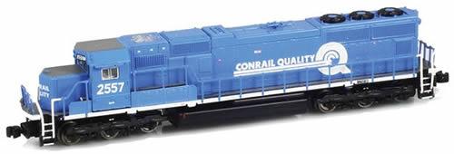 AZL 61007-4 - USA Diesel Locomotive Conrail SD70 2576