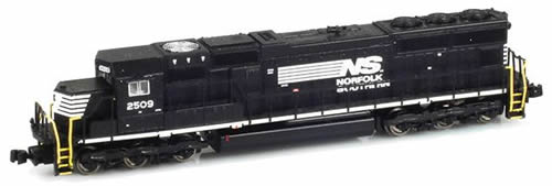 AZL 61008-1 - USA Diesel Locomotive SD70 2509 of the Norfolk Southern
