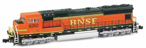 AZL 61014-1 - USA Diesel Locomotive SD75M 8259 Heritage II of the BNSF
