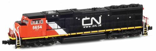 AZL 61016-2 - Canadian Diesel Locomotive SD751 5681 of the CNR