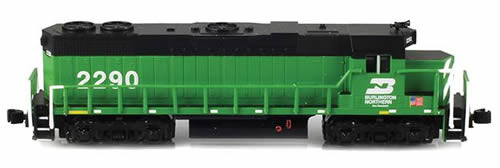 AZL 62502 - Diesel-Electric Locomotive EMD GP38-2 of the BN