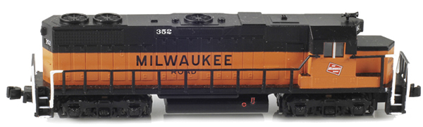 AZL 62511 - Milwaukee Road EMD GP38-2 Diesel Locomotive
