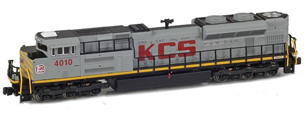 AZL 63105-1 - USA Diesel Locomotive SD70ACe 4010 of the KCS