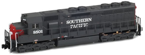AZL 63204-1 - USA Diesel Locomotive EMD SD45 8801 of the Southern Pacific