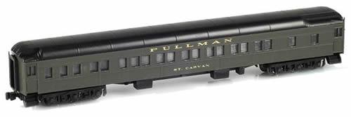 AZL 71001-2 - 12-1 Pullman Sleeper Green - St Carvan
