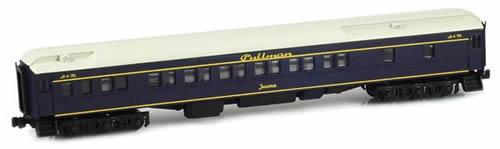 AZL 71009-3 - 12-1 Pullman Sleeper Tacoma L&N Blue