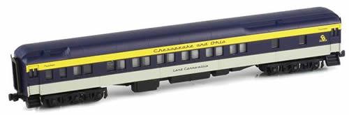 AZL 71045-3 - 12-1 Pullman Sleeper - Lord Cornwallis